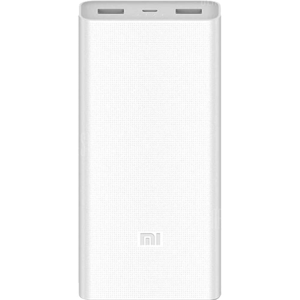 Xiaomi Fast Charging Powerbank 20.000mAh - White
