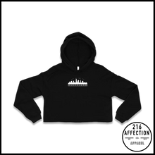 Load image into Gallery viewer, SKYLINE Cropped Hoodie