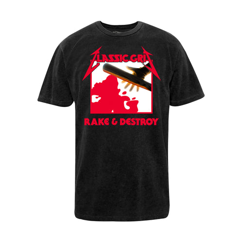 Rake and Destroy Tee