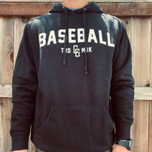 Load image into Gallery viewer, Baseball Pullover Hood