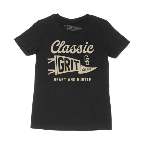 Heart and Hustle Womens Tee