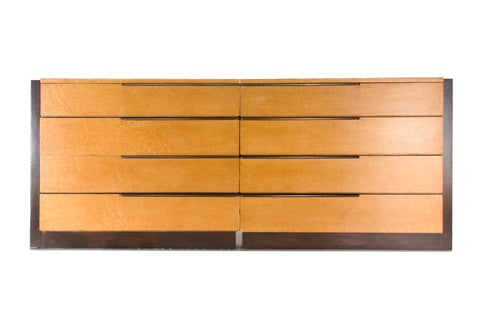 rare Gilbert Rhode/herman miller  streamline chests c 1930s