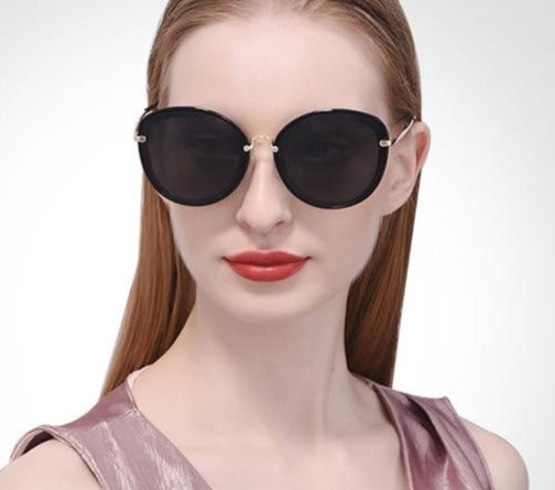 Arpina Ladies Cat Eye Sunglasses - WoMensTrendzz