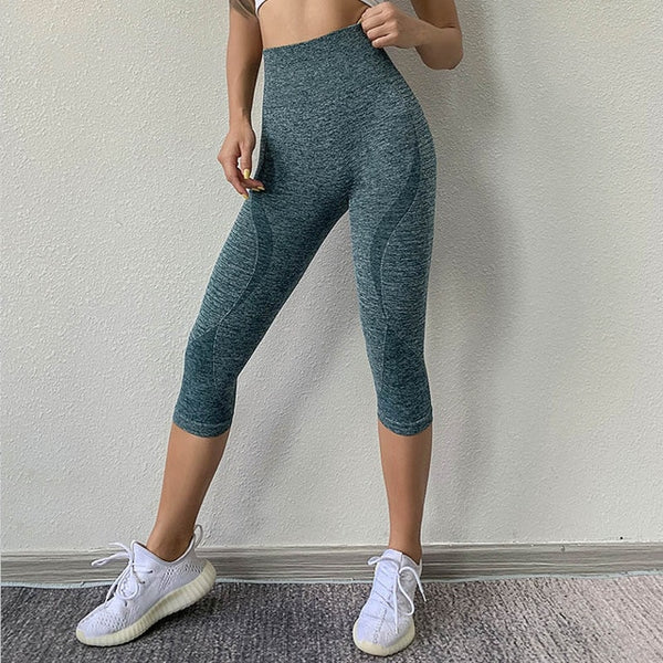 Hannah Yoga Pants - WoMensTrendzz