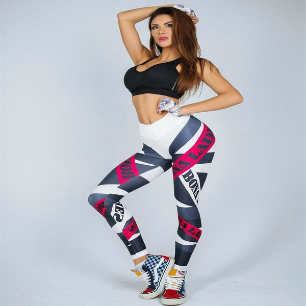 Olivia Yoga Pants - WoMensTrendzz