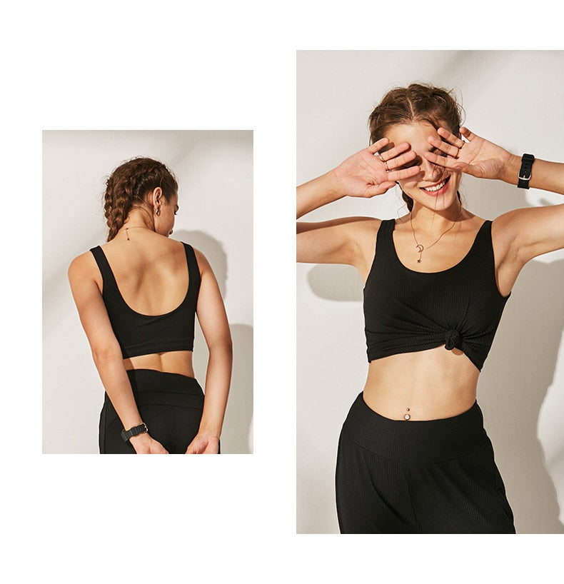 Irene Workout Sports Top - WoMensTrendzz