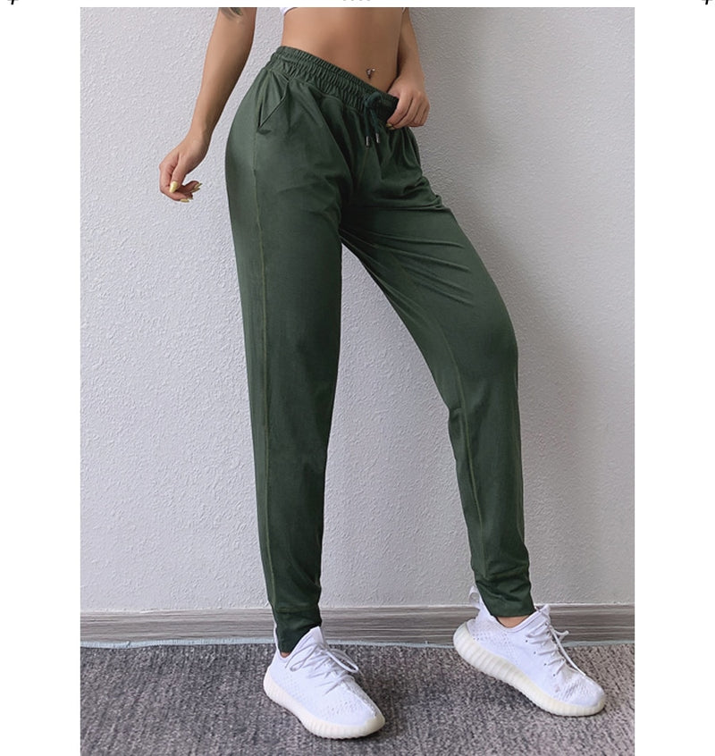 Rosie Dry Fit Sport Pants - WoMensTrendzz