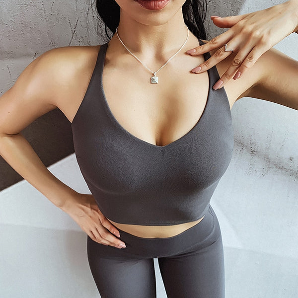 Lovi Sports Crop Top - WoMensTrendzz