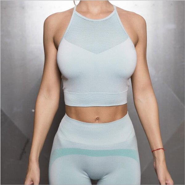 Claire Top Female Yoga Bras - WoMensTrendzz