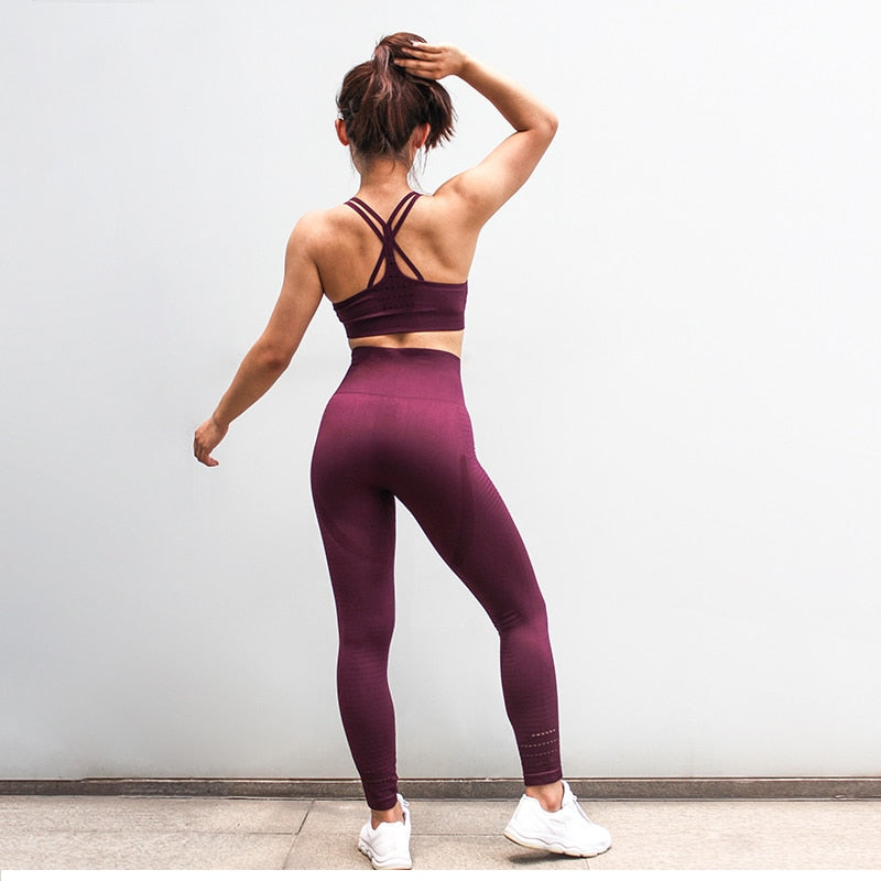 Trinique Yoga Sets - WoMensTrendzz