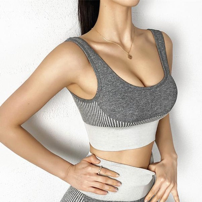 Lovable Strappy Sports Bra - WoMensTrendzz
