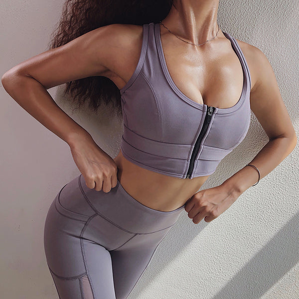 Bra Top Sports Active - WoMensTrendzz