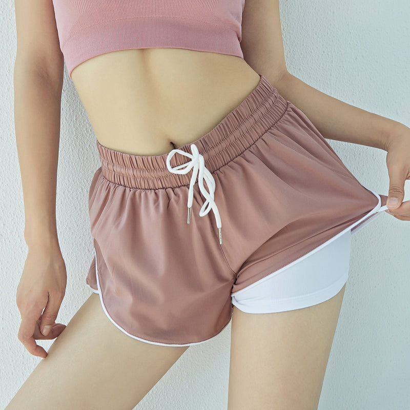 Brianna Workout Shorts - WoMensTrendzz