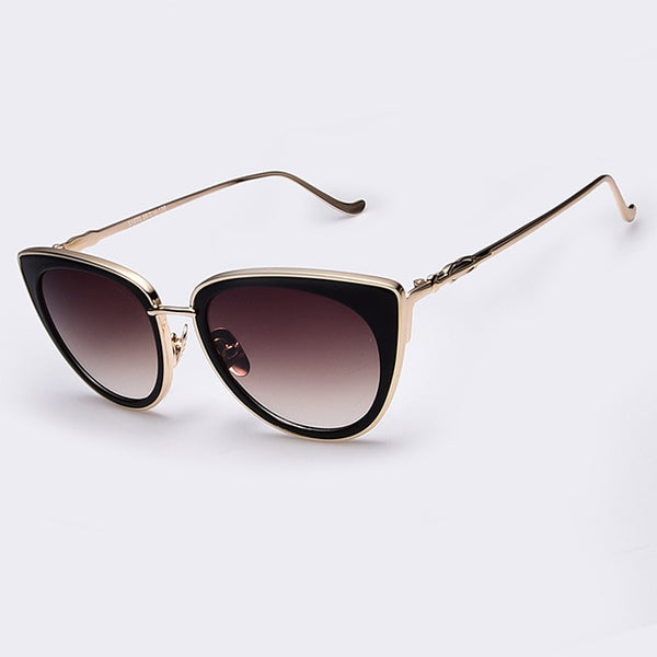 Vega Cat Eye Sunglasses - WoMensTrendzz