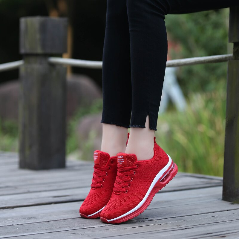 Dominique Knitted Sneakers - WoMensTrendzz