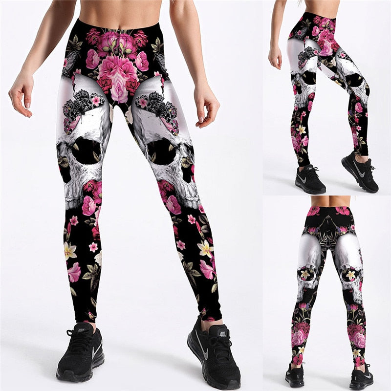 Chloe Yoga Leggings - WoMensTrendzz