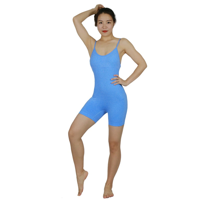 Savina Yoga Sets One piece - WoMensTrendzz