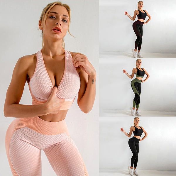 Bela Seamless Yoga - WoMensTrendzz