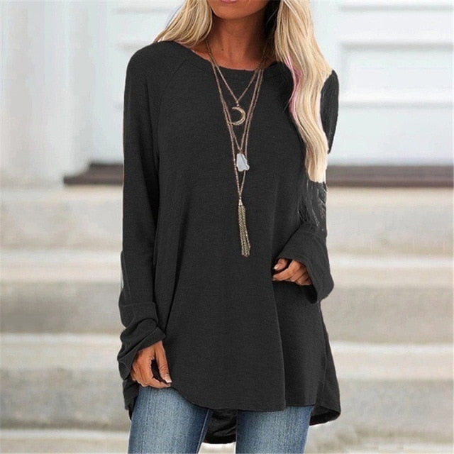 Zara Loose Casual Tops - WoMensTrendzz