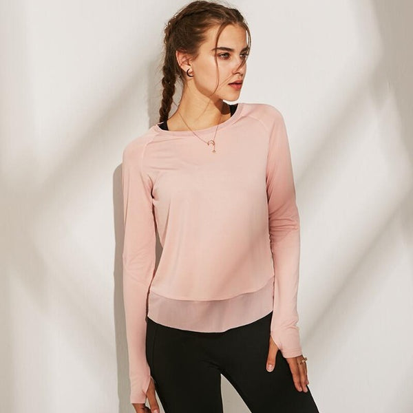 Holly Workout Tops - WoMensTrendzz
