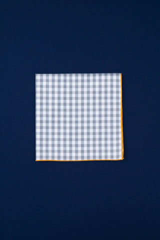 grey & white gingham II
