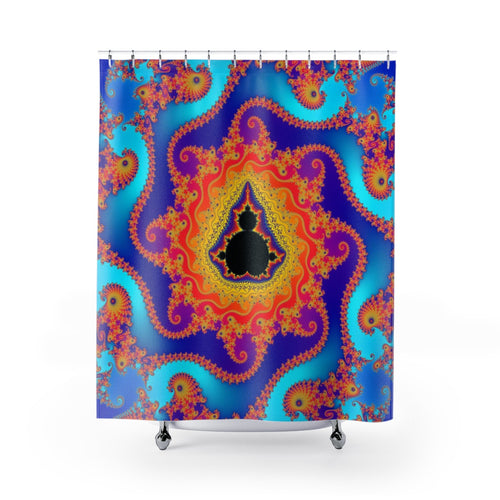 Shower Curtain: Infinitude