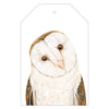 Luna the Barn Owl Gift Tags