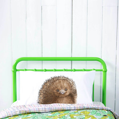 Eddie the Echidna Pillowcase