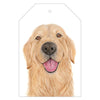 Sid the Golden Retriever Gift Tags