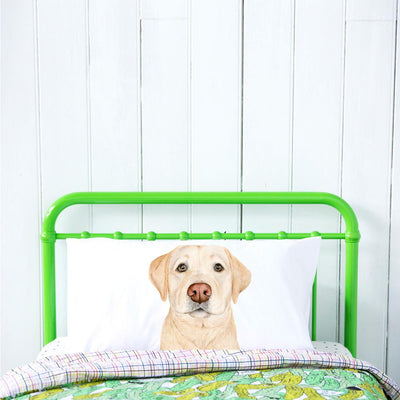 Ollie the Labrador Pillowcase