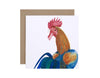 Richard the Rooster Greeting Card