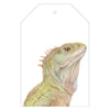 Triton the Tuatara Gift Tags