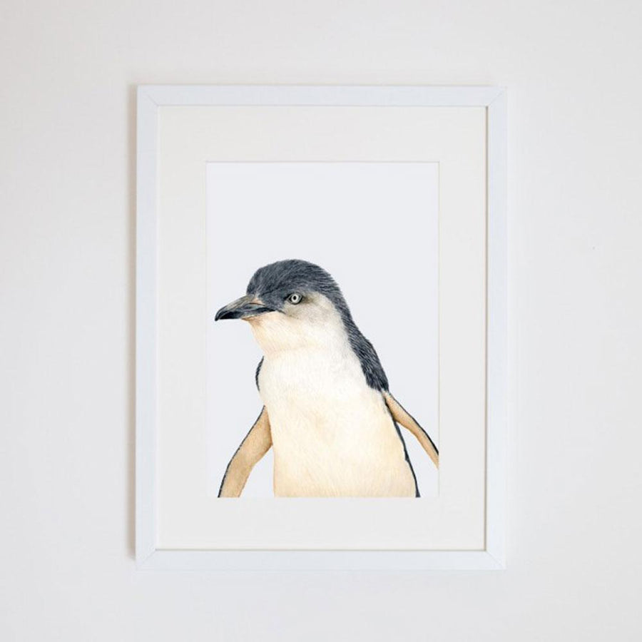 Peggy the Penguin Print
