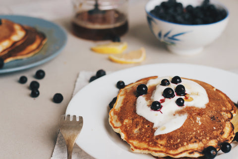 healthy-blueberry-pancakes-recipe
