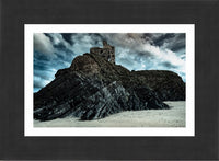 Ballybunion, Co. Kerry,  wooden framed print