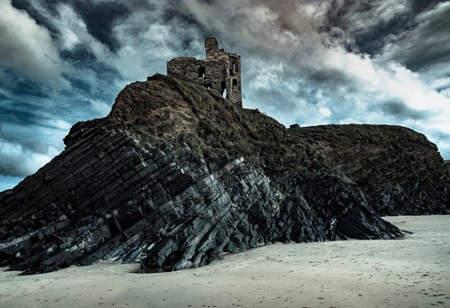 Ballybunion Castle, Co. Kerry