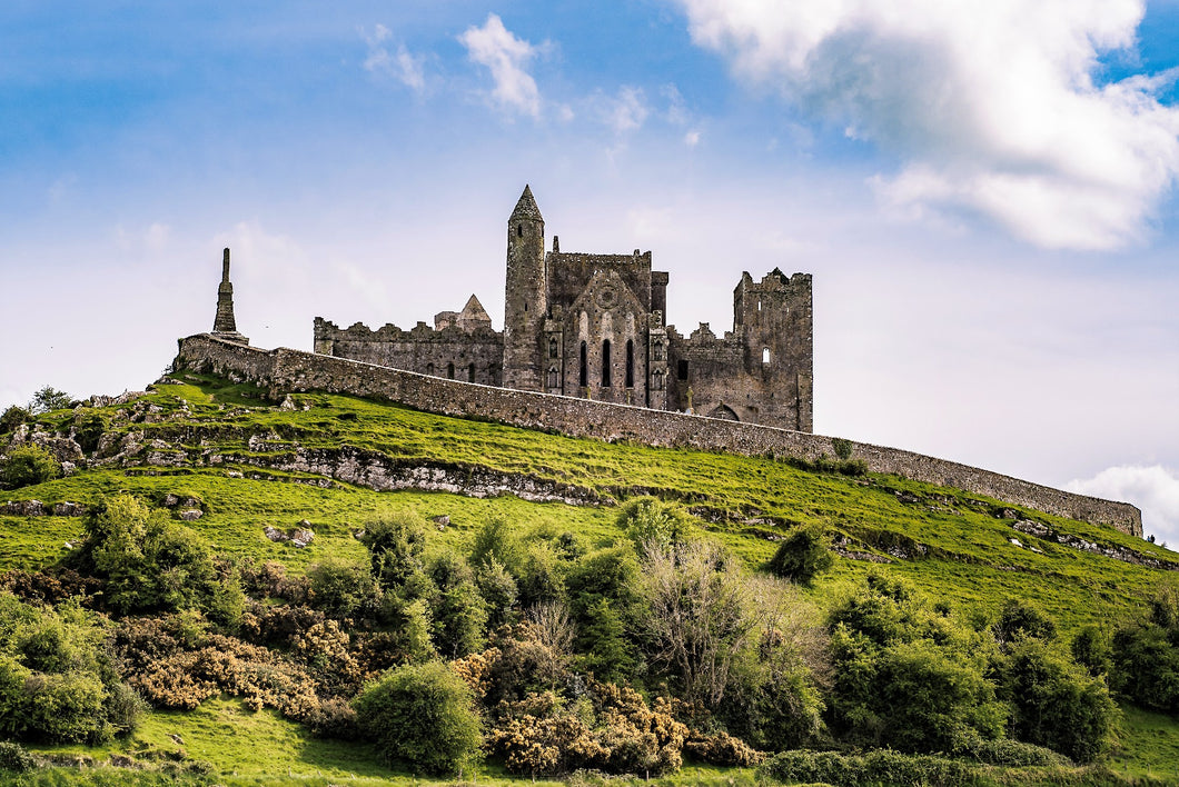 Rock of Cashel, Co. Tipperary, Canvas Print