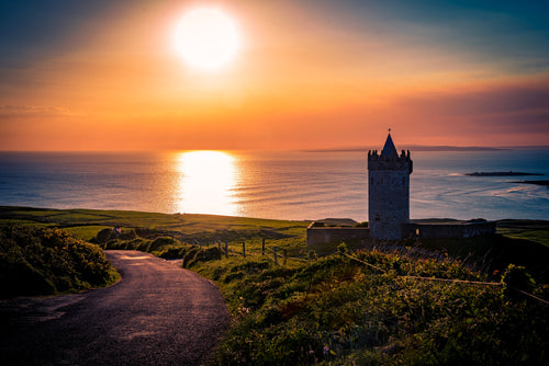 Doonagore Castle, Co. Clare, Ireland