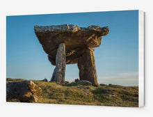 Load image into Gallery viewer, Poulnabrone Dolmen, Co. Clare - Canvas Print