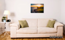 "Load image into Gallery viewer, Aluminum Print ""Inishmore Sunset"""