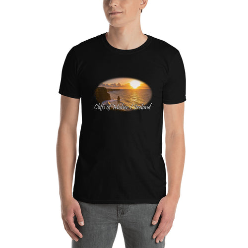 Cliffs of Moher - Short-Sleeve Unisex T-Shirt