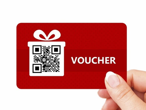 Online shop - Gift voucher