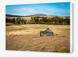 Wicklow Mountains - Canvas Print
