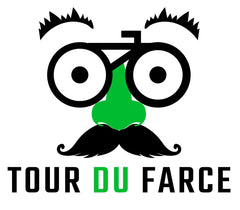 Tour du Farce logo (duh!)