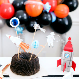 Outer Space Party Box