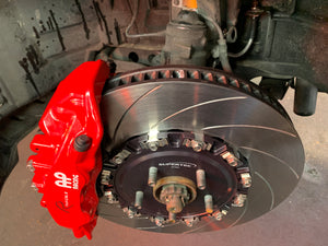 Nissan Skyline AP Racing Radi-CAL ll Brake Kit