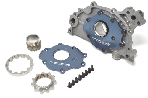 Supertec Racing N1 - Nismo Billet Spline Drive Gear Kit + Billet Back Plate