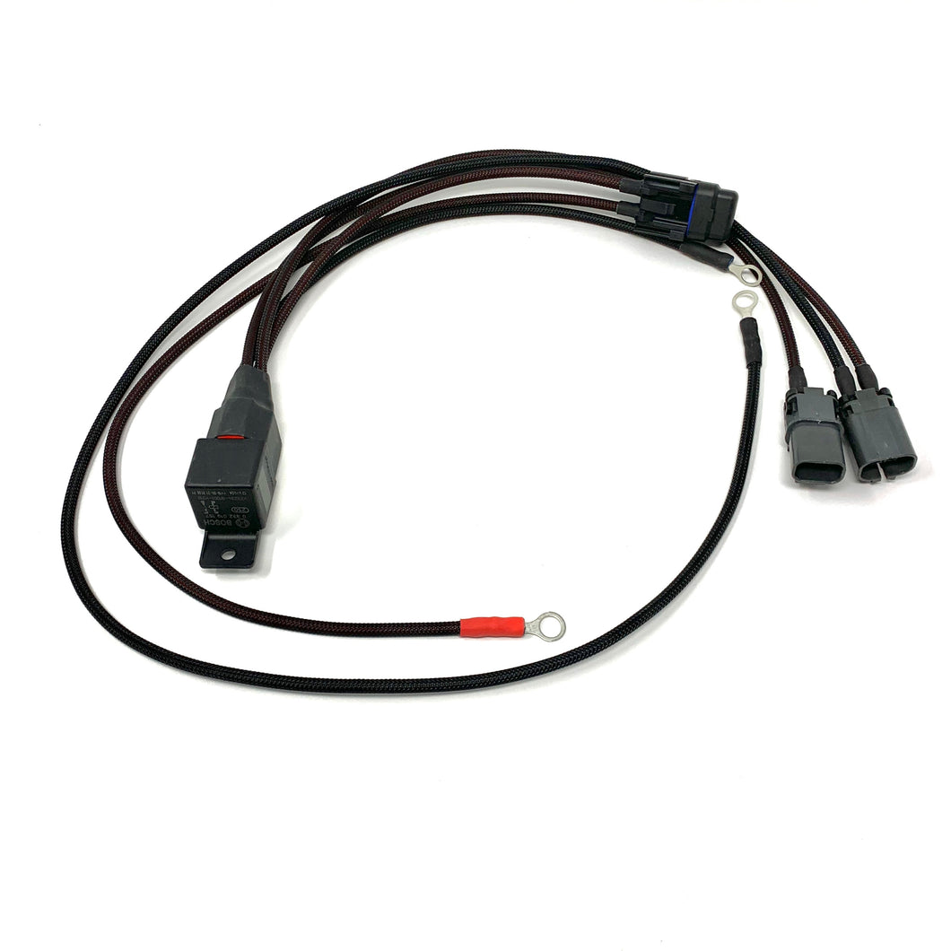 R33 GTR Fuel Pump Relay Harness