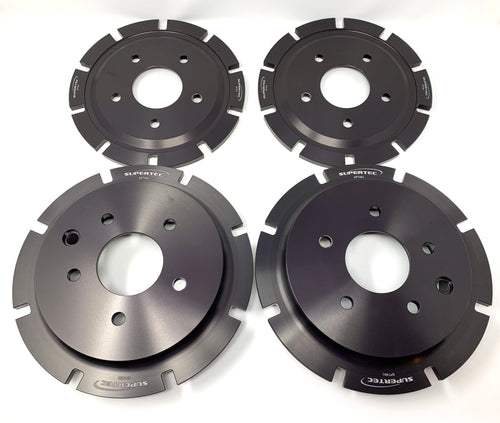 R35 Brembo Brake Conversion Kit - Full Kit