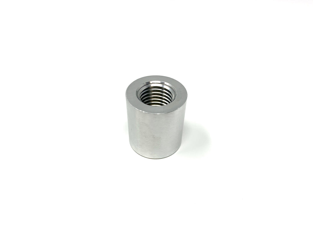 Threaded Alloy Adapter - M12 x 1.25mm